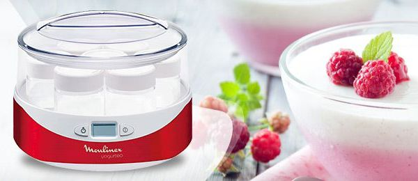 Moulinex yoğurt makinesi