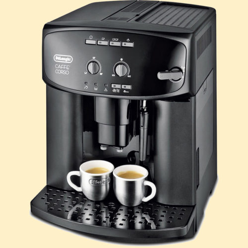 Otomatik kahve makinesi