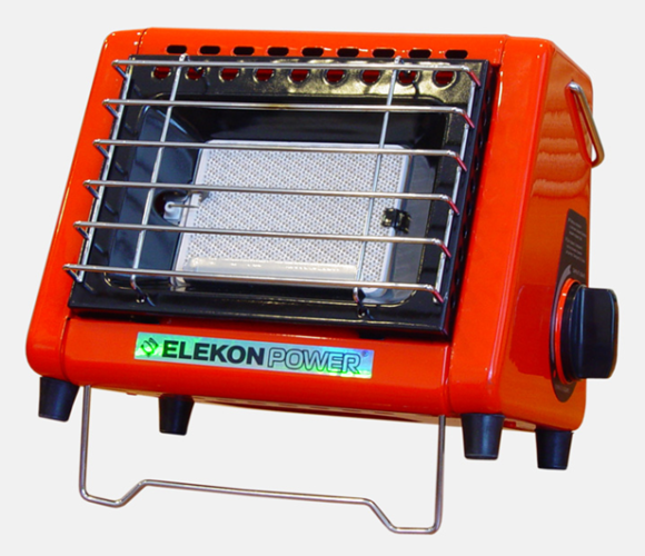 Chauffage infrarouge à gaz