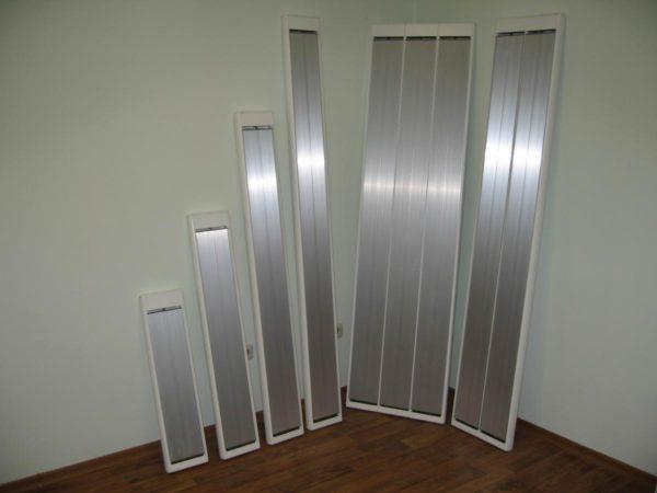 Radiateurs électriques infrarouges