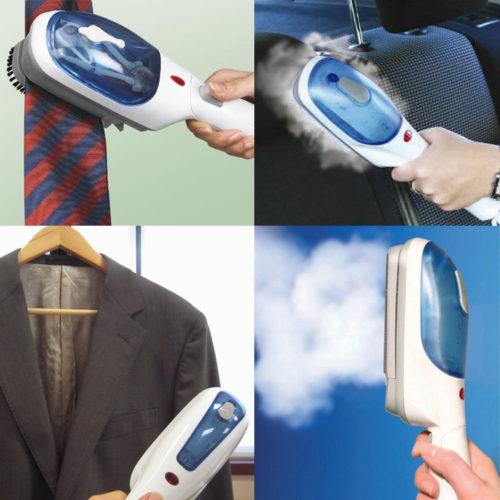 Giysiler için manuel otparivatel kullanımı