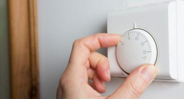 Utiliser le thermostat