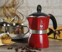 How to use a geyser coffee maker