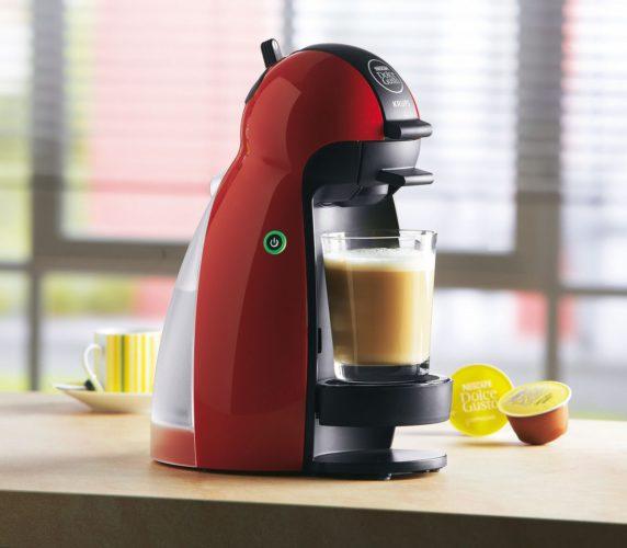 Mutfakta Kapsül Kahve Makinesi