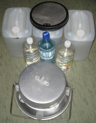 Réchauffeur à essence catalytique