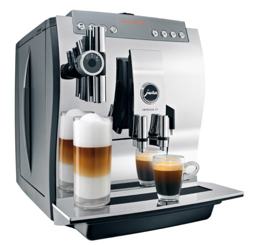 Latte kahve makinesi