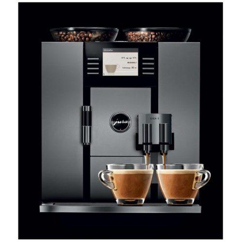 Jura Giga 5 Alüminyum AB kahve makinesi