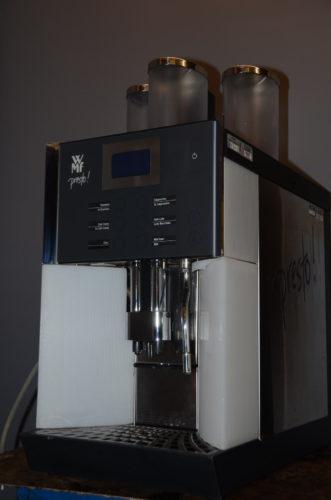 Machine à café Schaerer Coffee Factory Lait en poudre