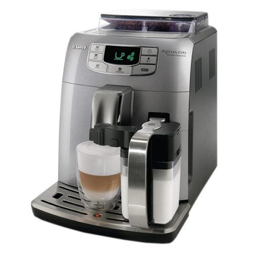 Machine à café Saeco avec fonction latte
