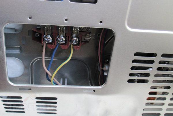 Marcado del cable del horno