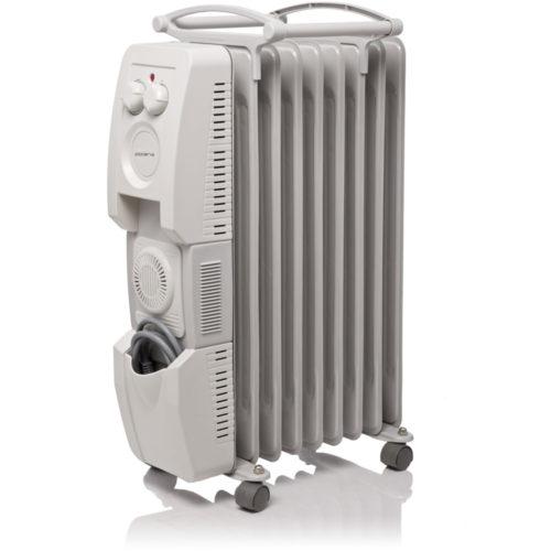 Réchauffeur d'huile avec ventilateur