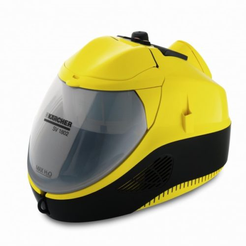 Karcher steam mop with vacuum cleaner
