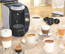The principle of operation of coffee machines