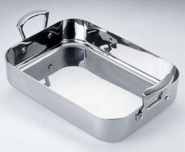 Plaque de cuisson en acier inoxydable