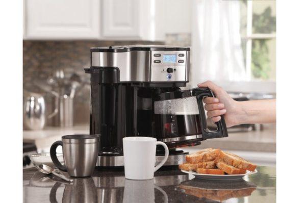 Machines à café au travail