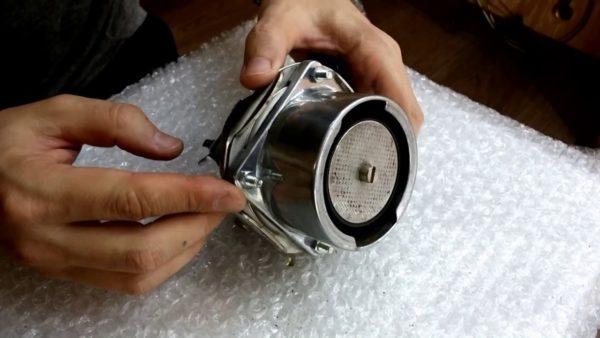 Kahve makinesi boynuz cihazı