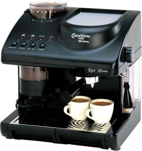 Récolteuse Espresso