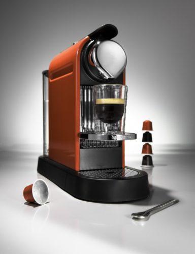 Espresso Kapsül Kahve Makinesi
