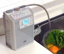 물 이온화 장치