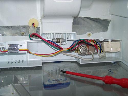 Réparation de thermostat