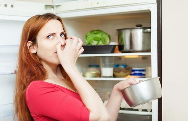 Odeur désagréable dans le réfrigérateur