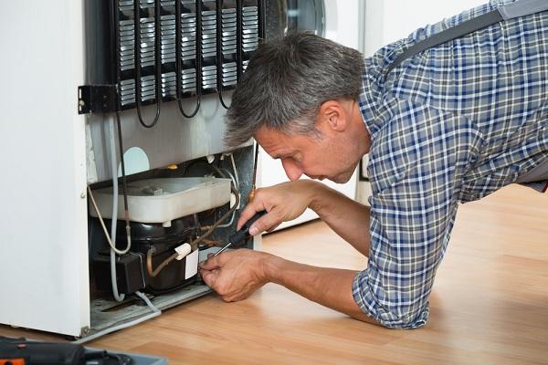 Réparation du compresseur