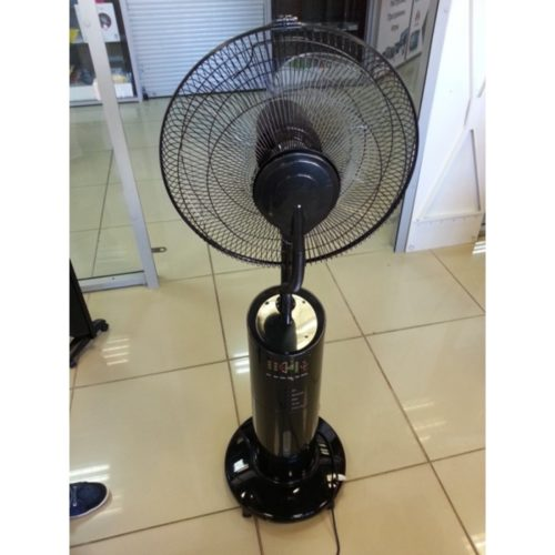 Ventilateur avec humidificateur traditionnel