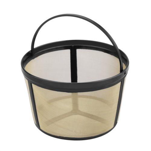 Cafetière à filtre en or