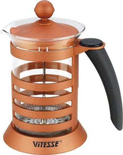 Kahve makinesi fransız basın