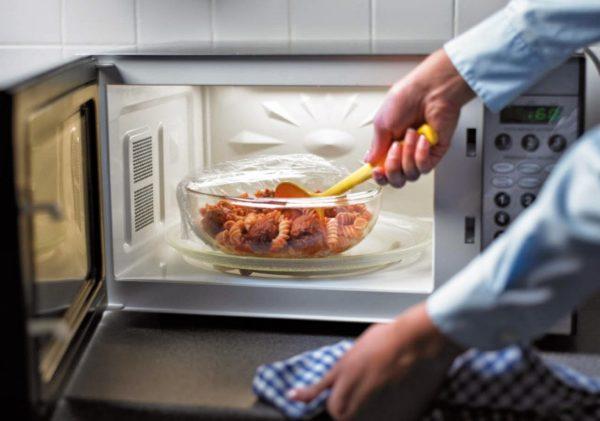 Recommandations pour la cuisson au four à micro-ondes