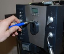 Kaffeemaschine reparieren