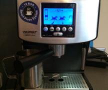 Rozhkovaya Kaffeemaschine