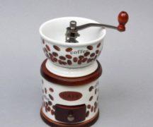 Mașină de măcinat cafea manuală