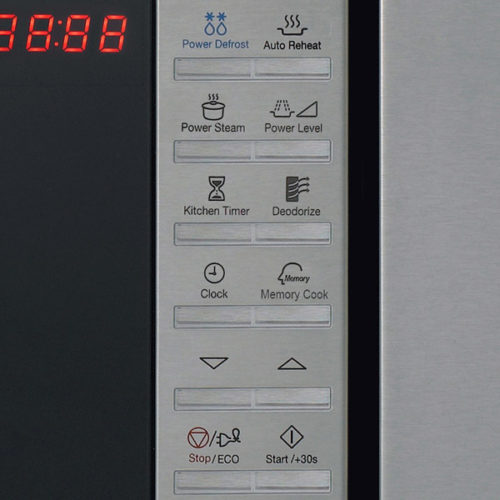 Samsung mikrobølge kontrollpanel