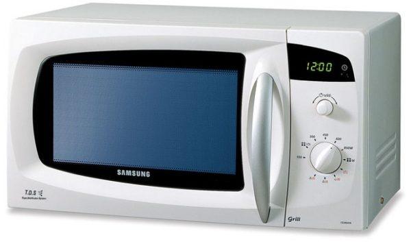 Micro-ondes solo Samsung