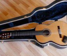 Humidificateur pour guitare