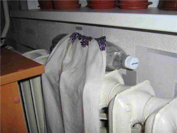 कपड़ा Humidifier और बोतल