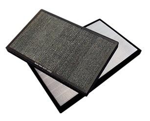 Nemlendirici için kömür filtresi