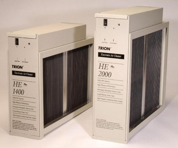 Elektrostatik nemlendirici filtreler