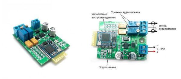 Bluetooth-soundbar-module
