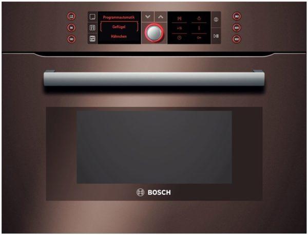 Four Bosch avec micro-ondes