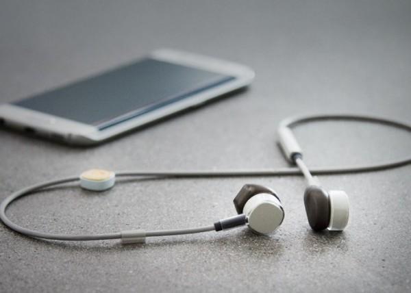 Hovedtelefoner til smartphone
