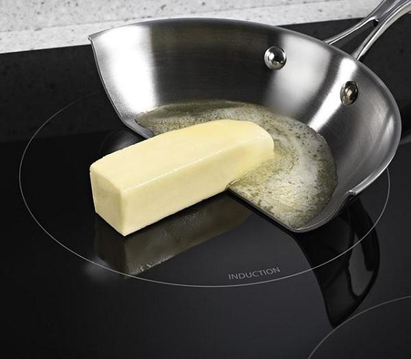 Le principe de la cuisson par induction