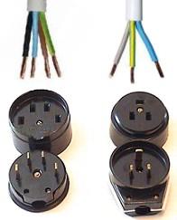 Câble et prise