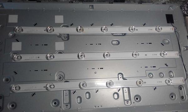 Renoverad panel