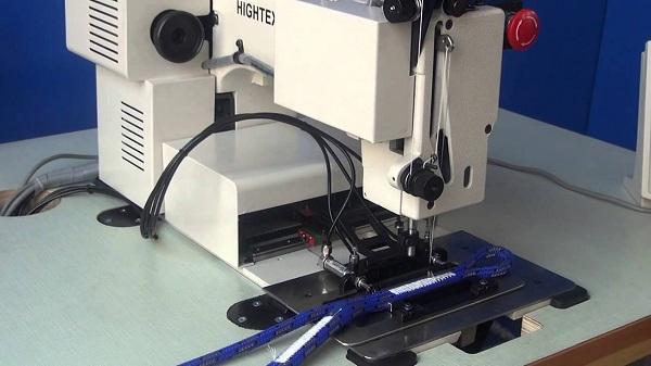 Endüstriyel dikiş makinesi