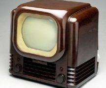 Erster Fernseher