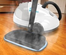 Is it possible to wash laminate steam mop
