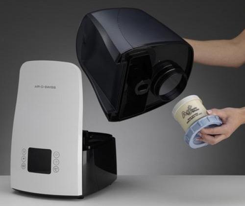 Nettoyage de l'humidificateur à ultrasons
