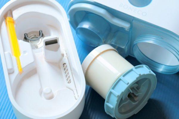 Humidificateur d'air purifié